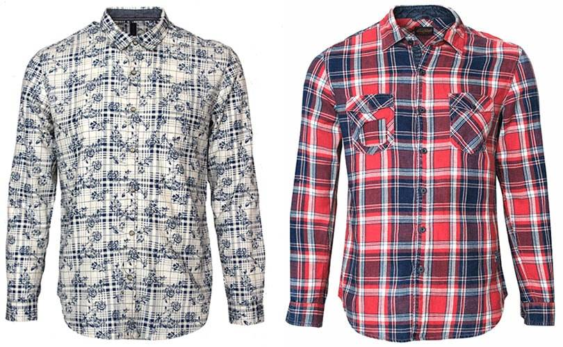 ECO-NEUTRAL Shirts collection by NUMERO UNO