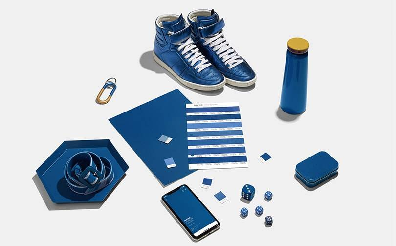 Pantone объявляет 2020 год годом Classic Blue