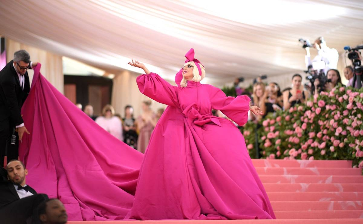 Camp aside, the Met Gala showed serious craft and couture