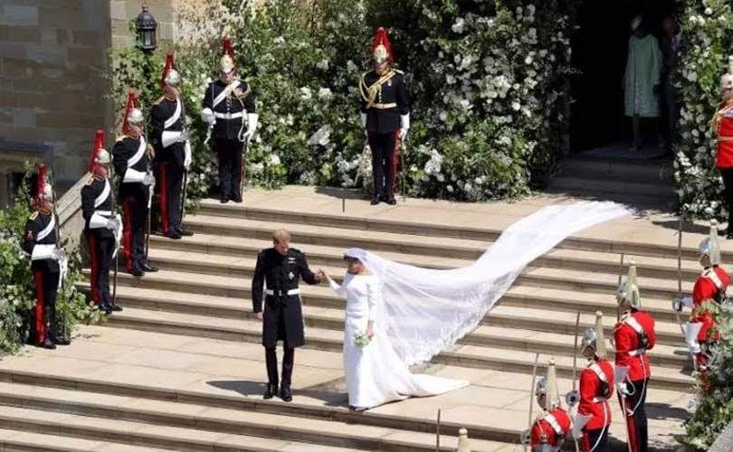The Royal Wedding: anticipation, event & aftermath