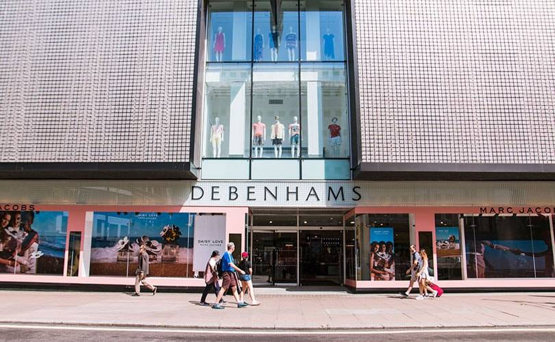 Frasers Group in talks over potential Debenhams rescue deal
