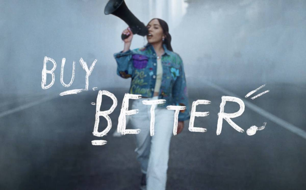 Levi's launches campaign with climate activists
