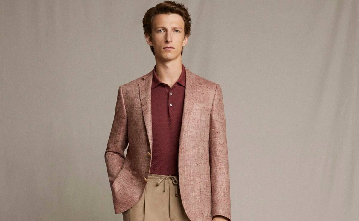 'Work Armour' from Corneliani