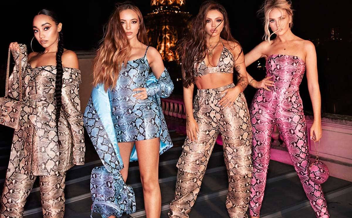 PrettyLittleThing Instagram followers to shop Little Mix collection first