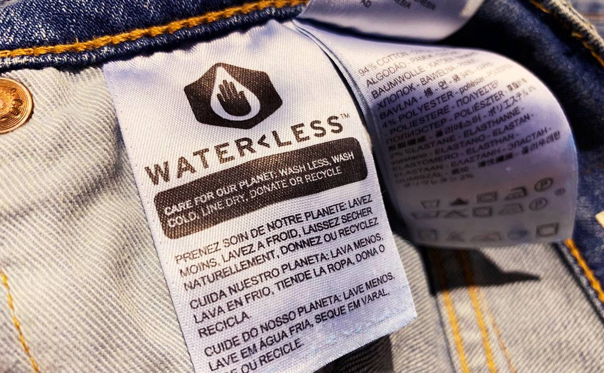 A closer look into Levi's new global water strategy plan