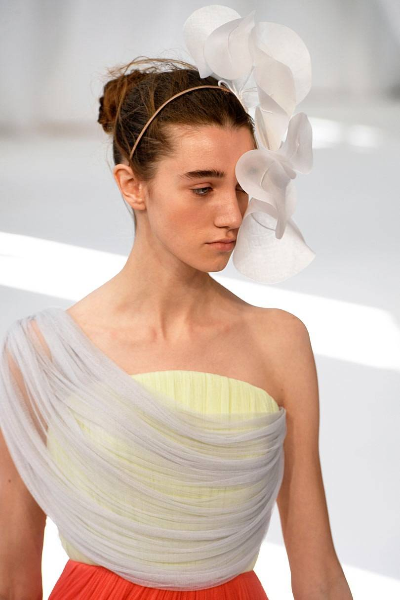 Victoria Beckham and sushi hats: London Fashion Week wraps up