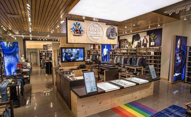 Levi Strauss reports Q2 net revenue growth of 17 percent