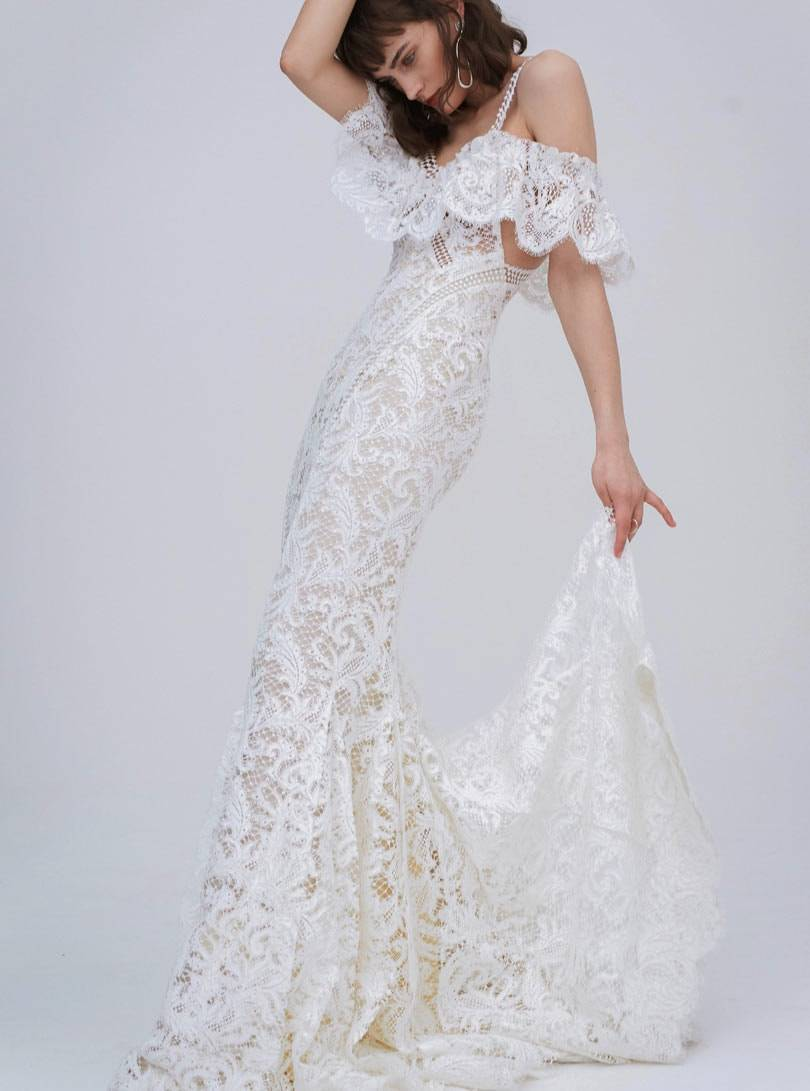 Galvan launches bridal collection