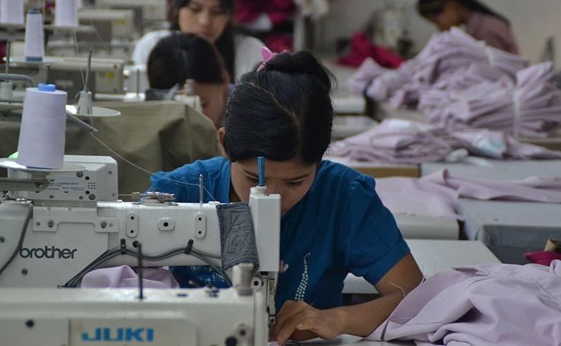 Myanmar: garment exports to reach 1.855 billion US dollars