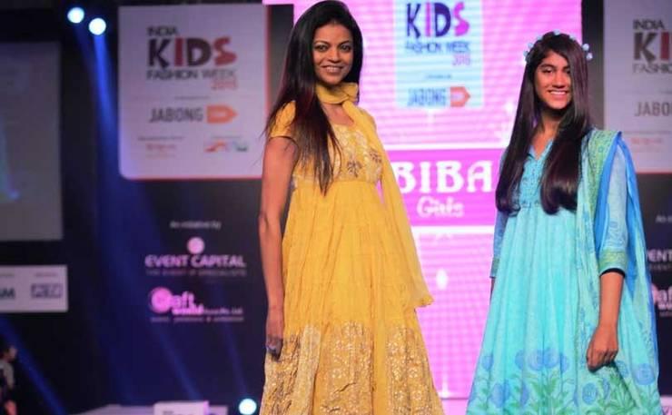 Ikfw 2015 Little Champs Shine In Designer Wear