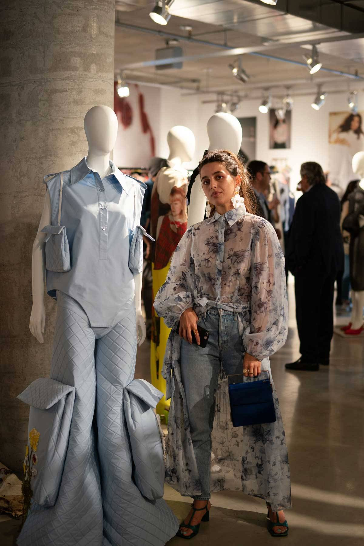 In Pictures 2019 Exhibition Of Parsons Mfa Fashion Design Society