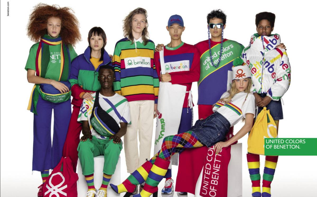 Benetton Group launches Green B project