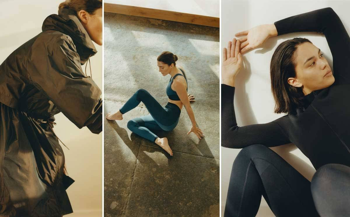 COS LAUNCHES NEW SUSTAINABLE ACTIVE COLLECTION FOR WOMEN
