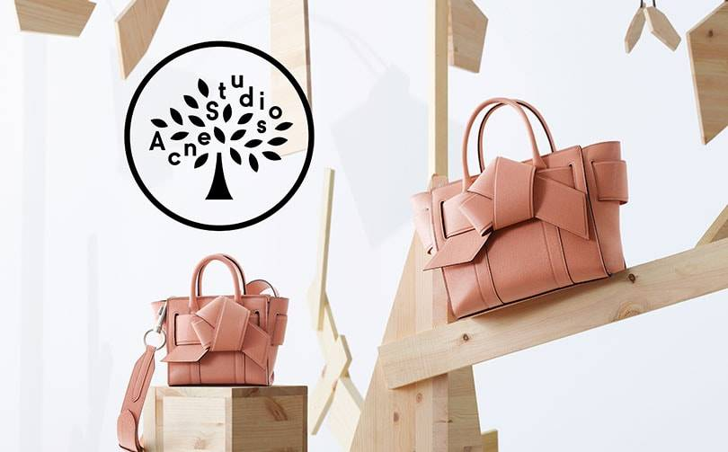 Acne Studios and Mulberry reveal 'Friendship' collection