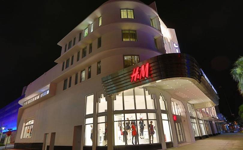 Hit by Covid-19, H&M sales fall by 57 percent