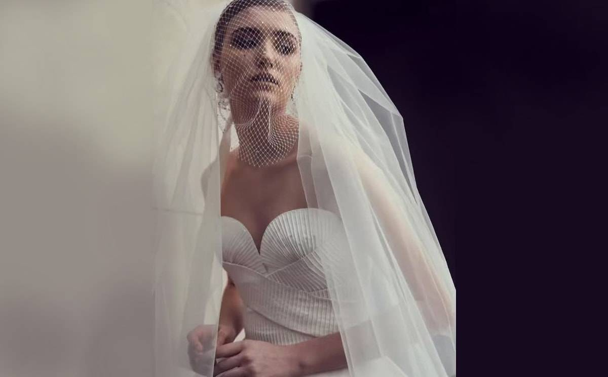Video: Elie Saab SS22 bridal collection