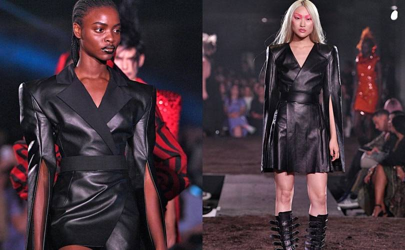 Gareth Pugh has dystopian designs on London Fashion Week