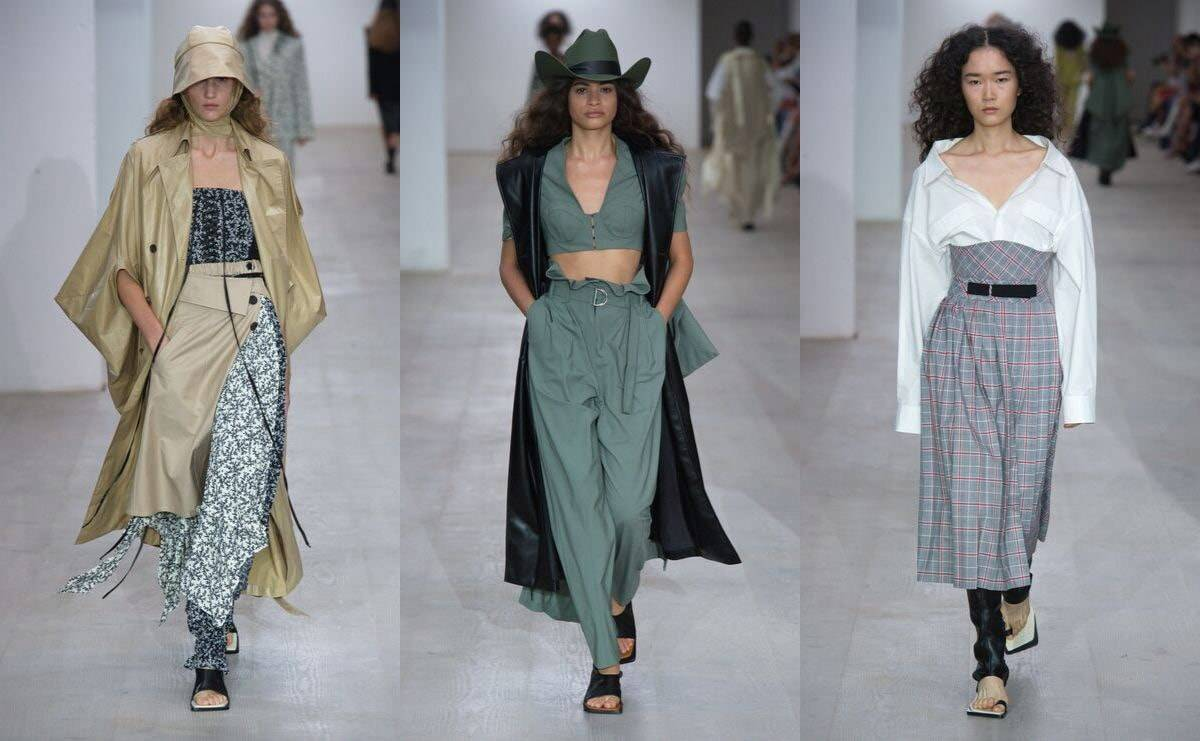 LFW SS20: YCH makes impressive London debut