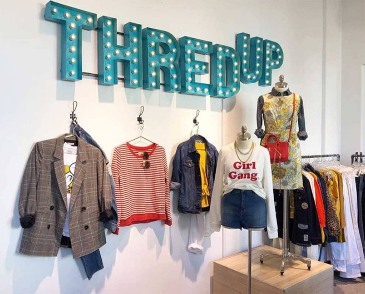 Fashion resale, a booming market: interview with Anthony Marino, President of ThredUp