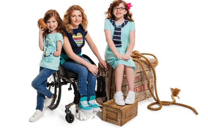 Tommy Hilfiger launches clothing line for disabled children