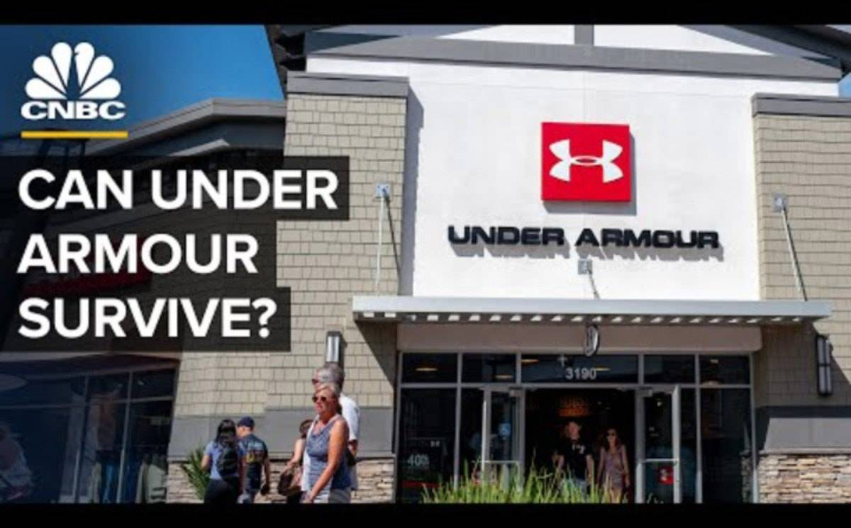 Video: Under Armour's demise during the athleisure boom