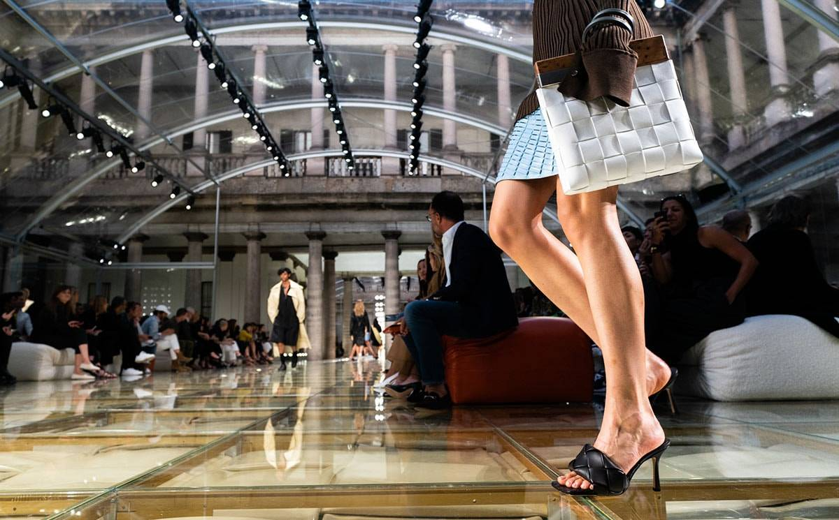 Women's Footwear Trends from the Catwalks Spring Summer 2020