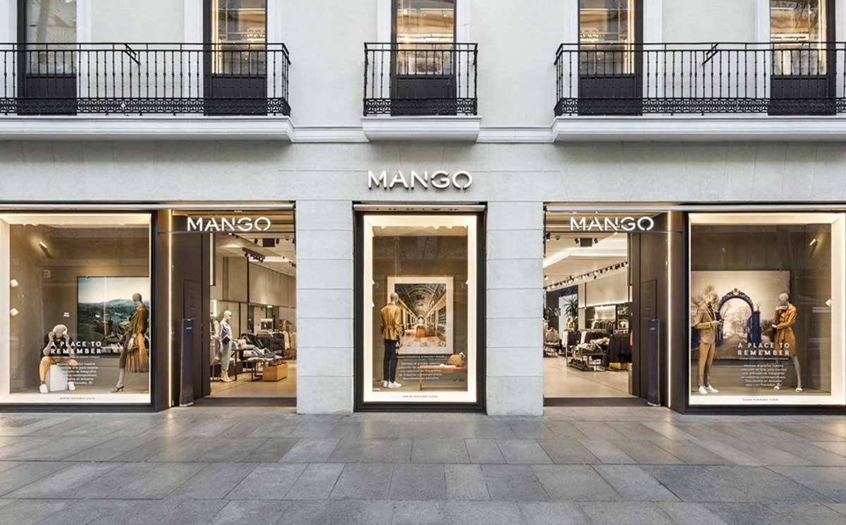 Mango expects online sales to reach 1 billion euros by 2021