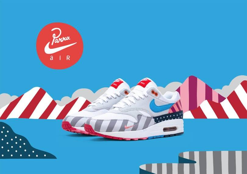 Nike teams up with artist Piet Parra after 9 years