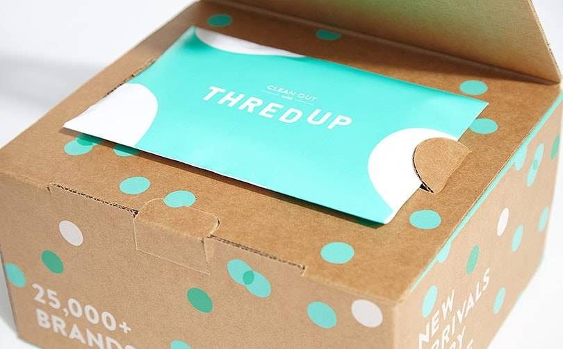 ThredUp looks to raise up to 168 million dollars in IPO