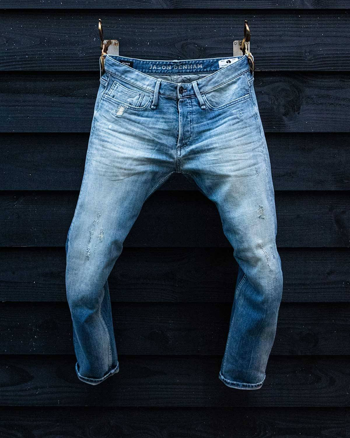 World's first biodegradable stretch denim unveiled