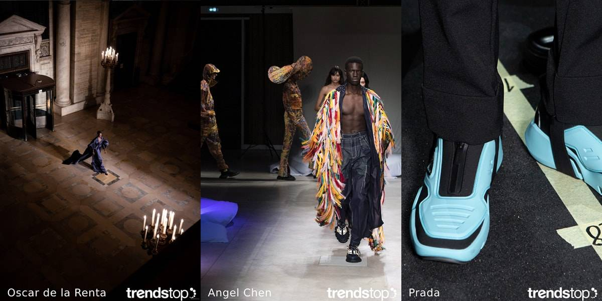 2020 Fashion week innovations