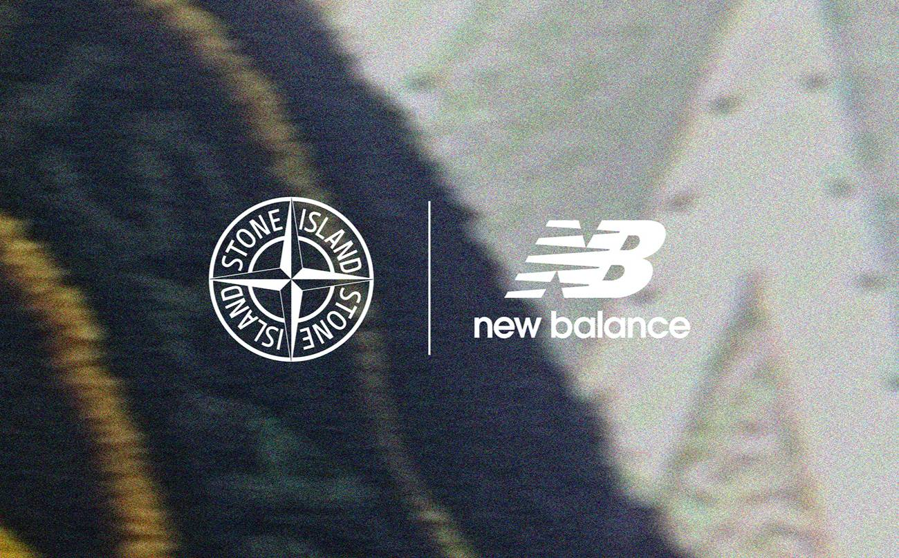 New Balance announces collaboration with Stone Island
