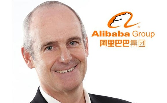 Michael Evans is new president of Alibaba