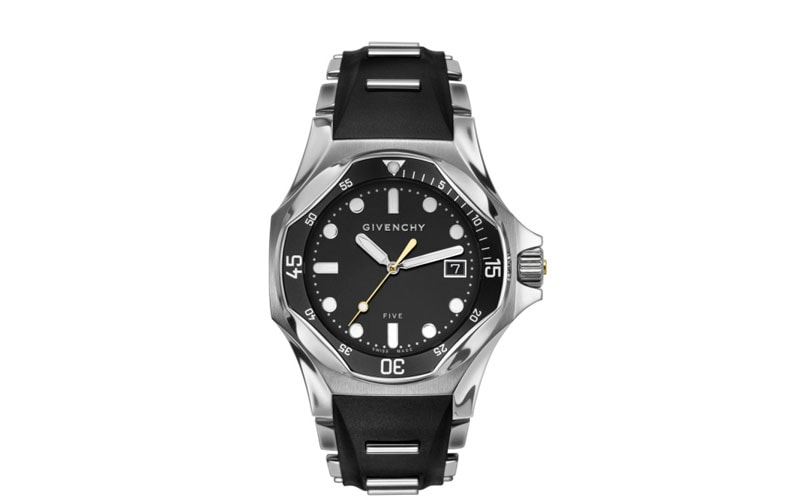 "Givenchy unveils ""Shark"" watch"