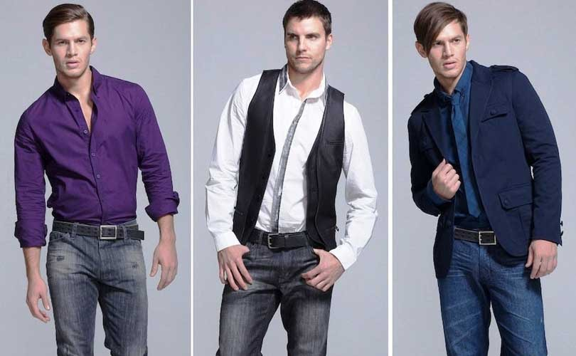 Men's fashion becomes smart and gets ecommerce boost