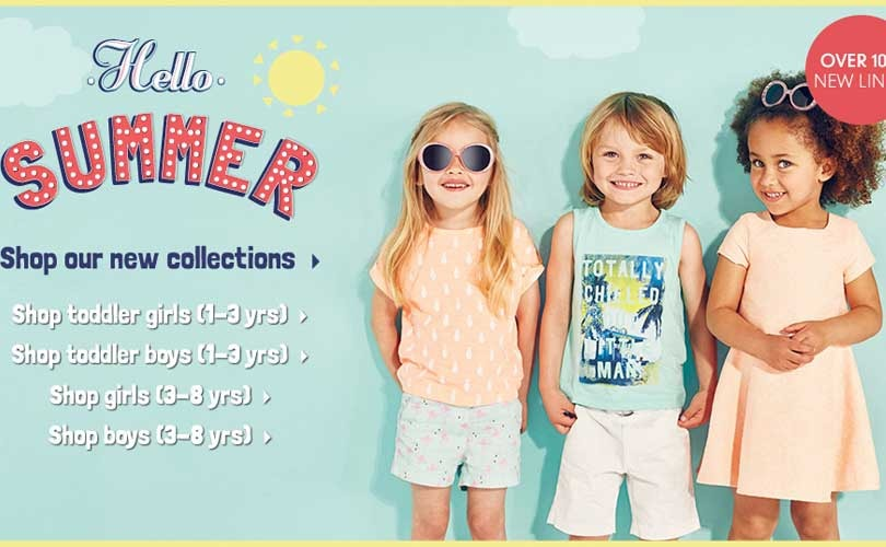 Mothercare reports 2.2 percent rise in international sales