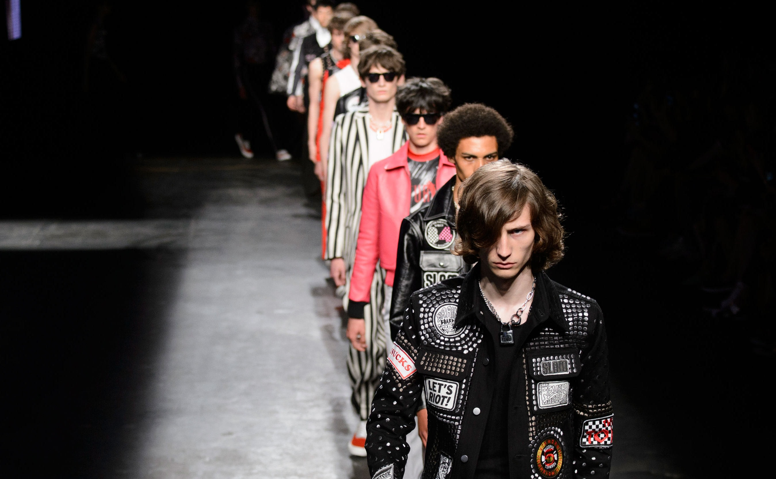 Key Catwalk Trends from London Collections: Men