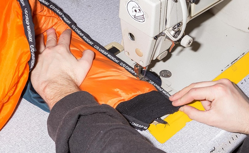 Cheap Monday launches new clothing recycling initiative with I:CO