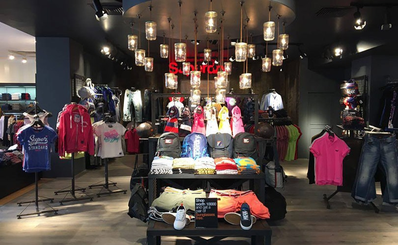 Superdry gears up for Indian expansion