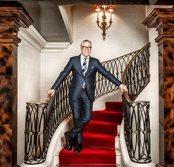 Tommy Hilfiger says you have to be disruptive to succeed