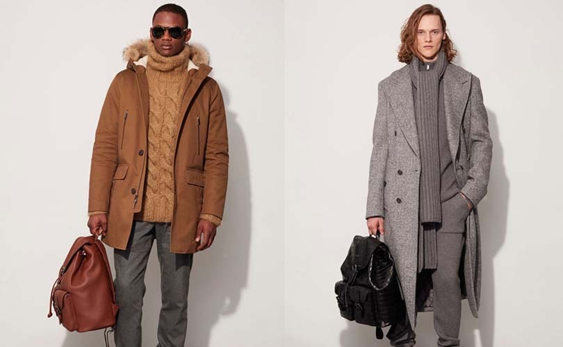 Men's fashion week in New York wraps up on high note