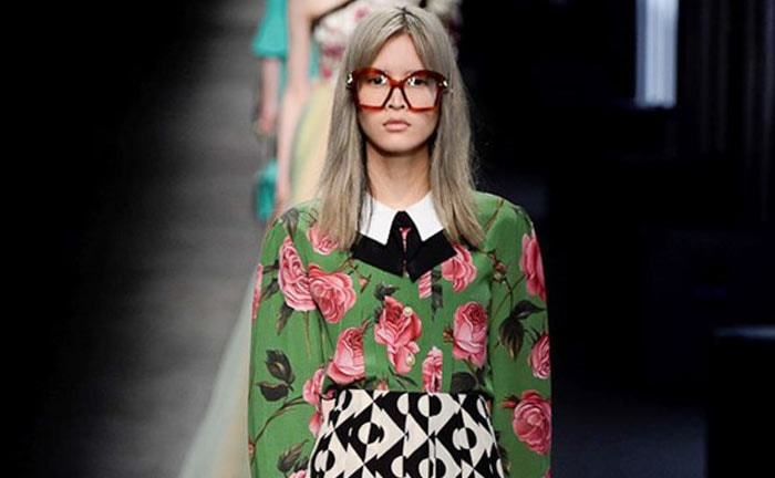Michele adds street and grunge spicing to Gucci mix at Milan Fashion Week