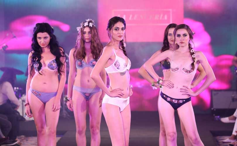 Maiden IIFW turns up the heat with unlimited glamour and style