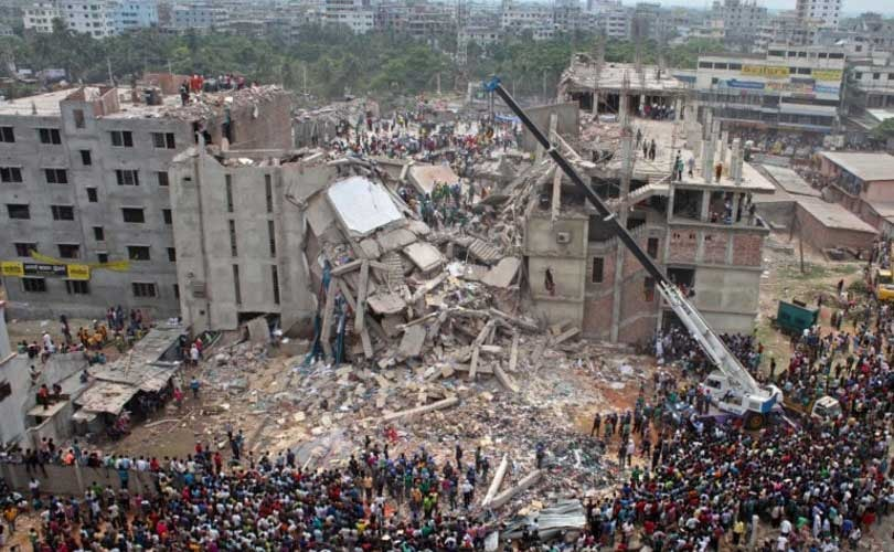 Rana Plaza - 4 years after