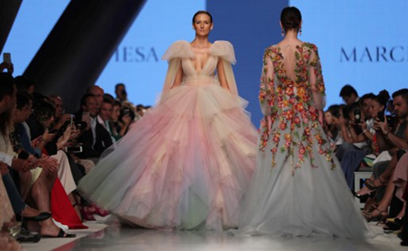 Arab Fashion Week brings unisex minimalism to Dubai