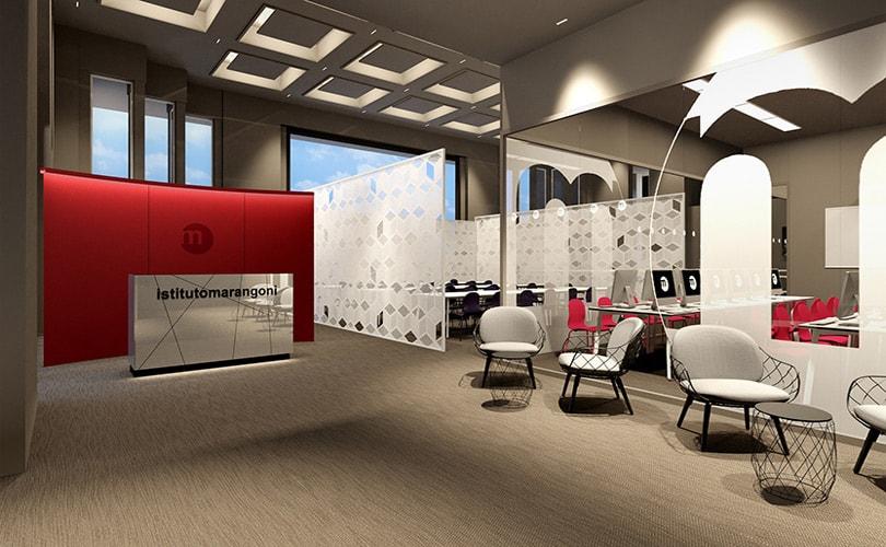 Istituto marangoni school of fashion inaugurates new for Istituto marangoni