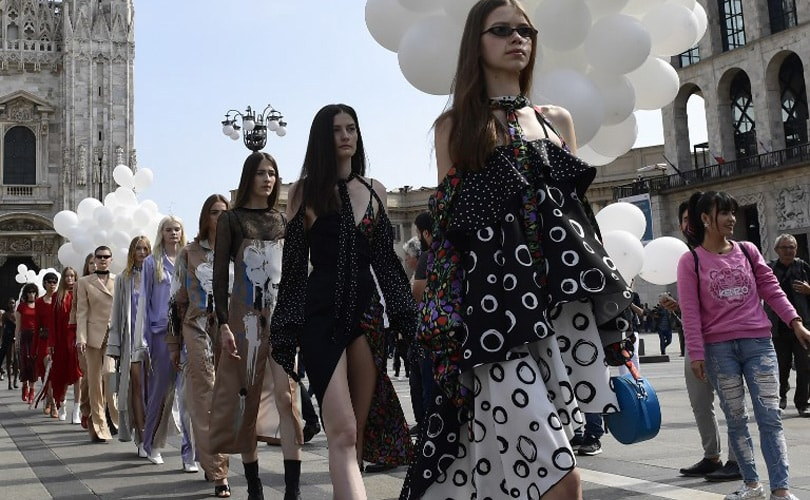 Ssheena takes catwalk to the streets as MFW wraps up