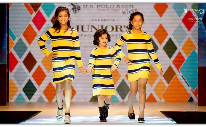 Junior's Fashion Week A/W 2017 edition starts with a bang in Kolkata