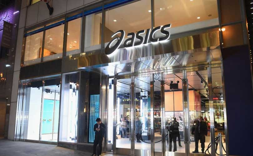 Asics opens first flagship stores in New York and Vienna