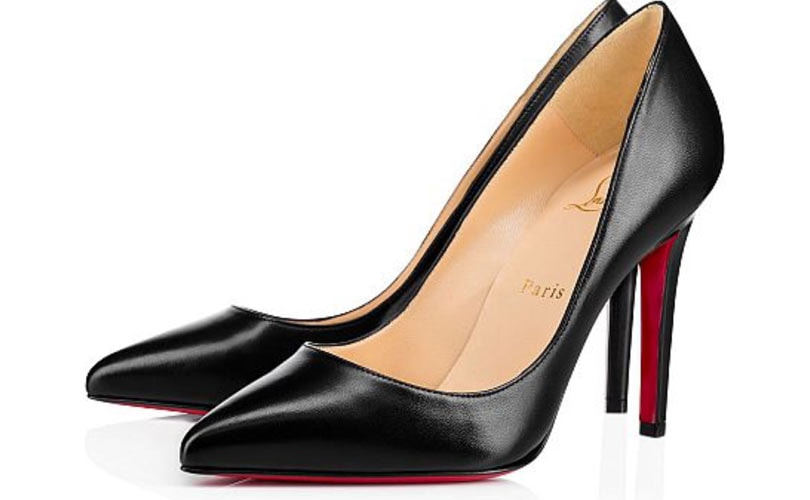 d29edf84a7ed Louboutin loses EU trademark in red sole court case